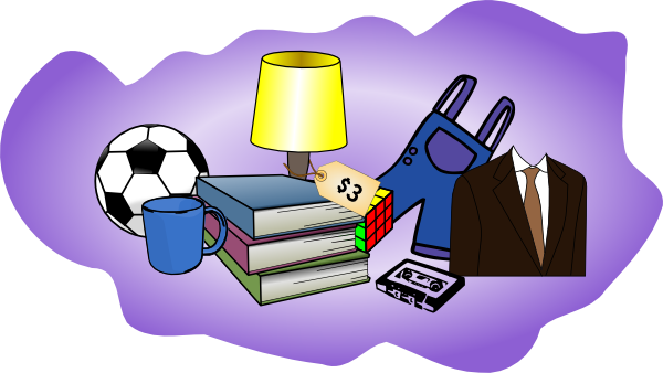 jpg free library Yard Sale Sign Clip Art at Clker