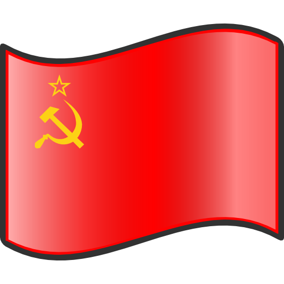 clip transparent library Soviet Russian Flag Clipart