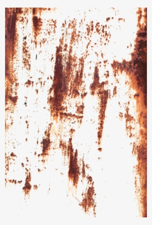 graphic black and white stock Rust transparent. Texture png image free.