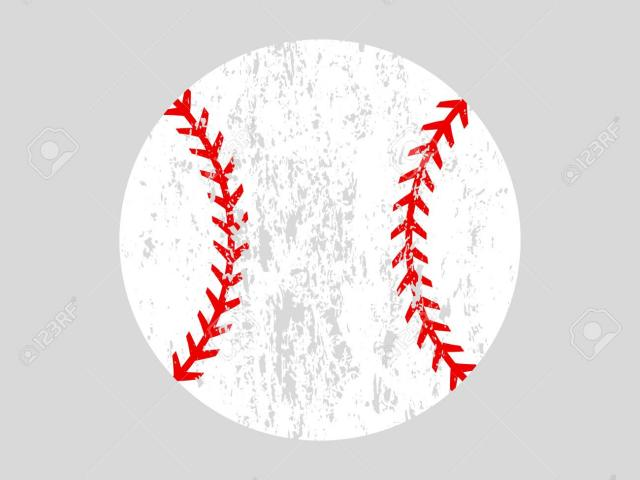 graphic freeuse library Rustic clipart baseball. Free download clip art.
