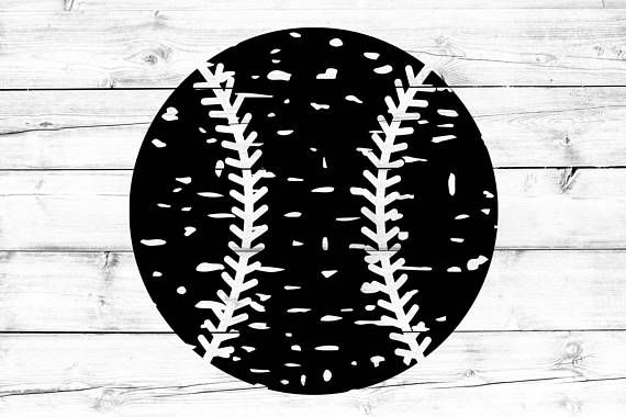 graphic free Svg distressed vintage grunge. Rustic clipart baseball.