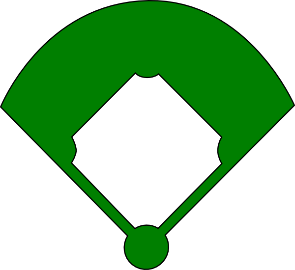 image free stock Field outlines google search. Rustic clipart baseball.