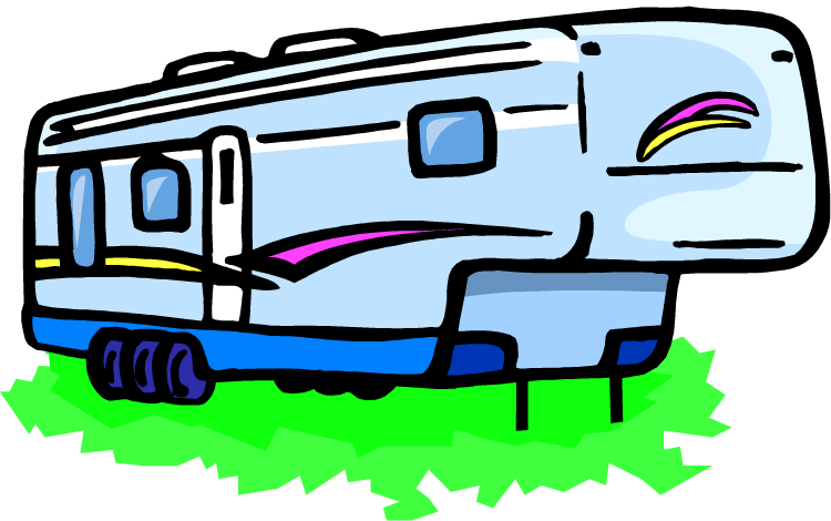 banner 5th wheel clipart. Free rv cliparts download