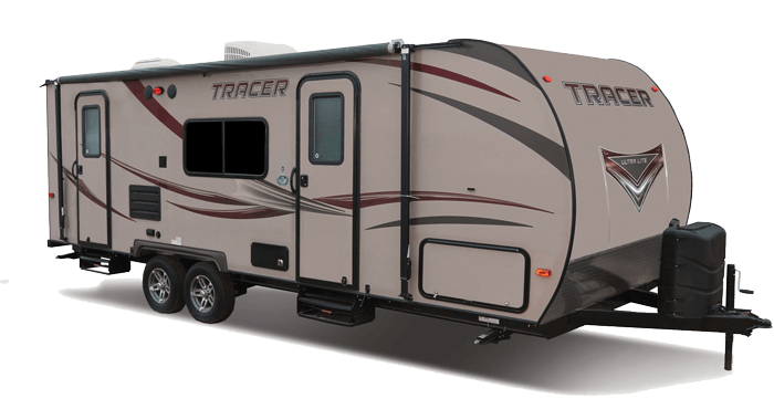 picture royalty free library Prime Time Tracer AIR Travel Trailers