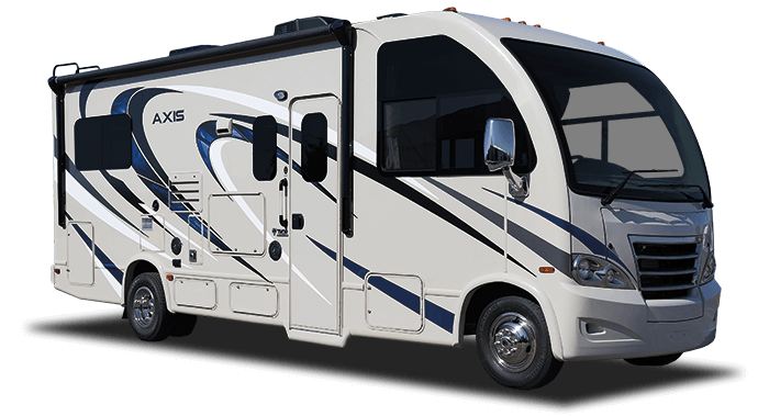 image transparent Axis Class A Motor Home