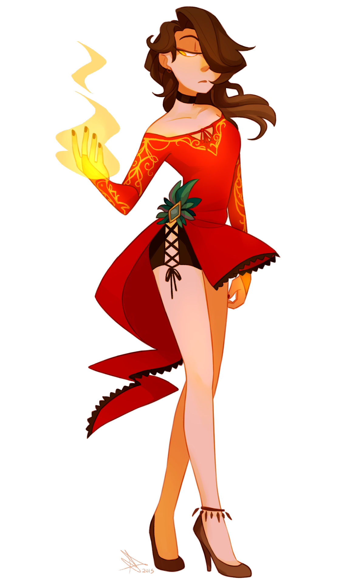 banner free library rwby transparent cinder fall #102501317