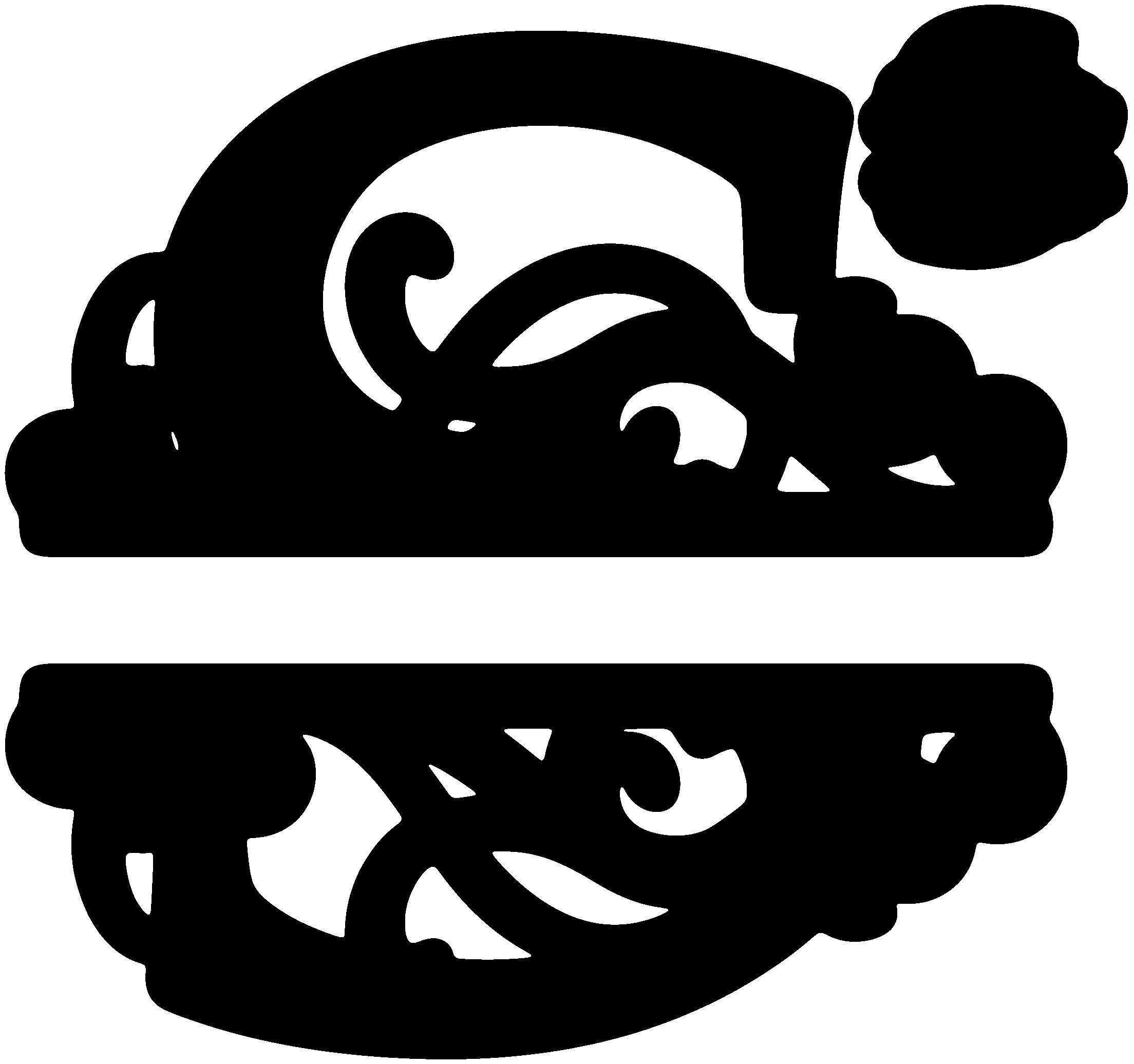 clip library stock S Split Monogram SDS S Split Monogram