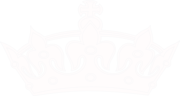svg stock White Crown Clip Art at Clker