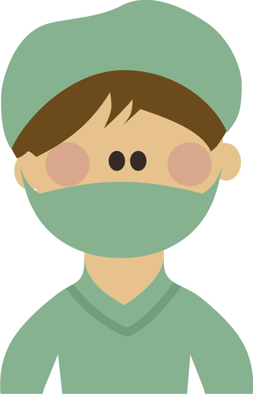 free Saber clipart cav. M dico hospital doentes