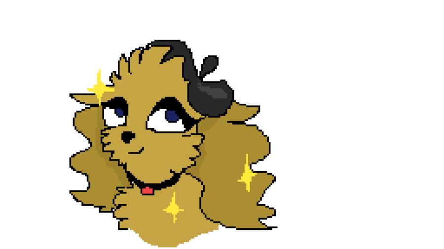 vector black and white stock Saber clipart cavalier. Furry oc king charles