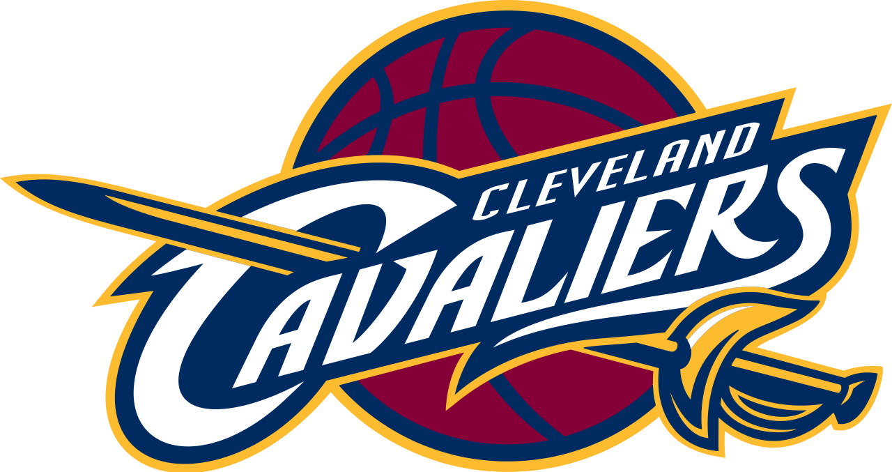 graphic free stock Cleveland cavaliers logo transparent. Saber clipart cavalier