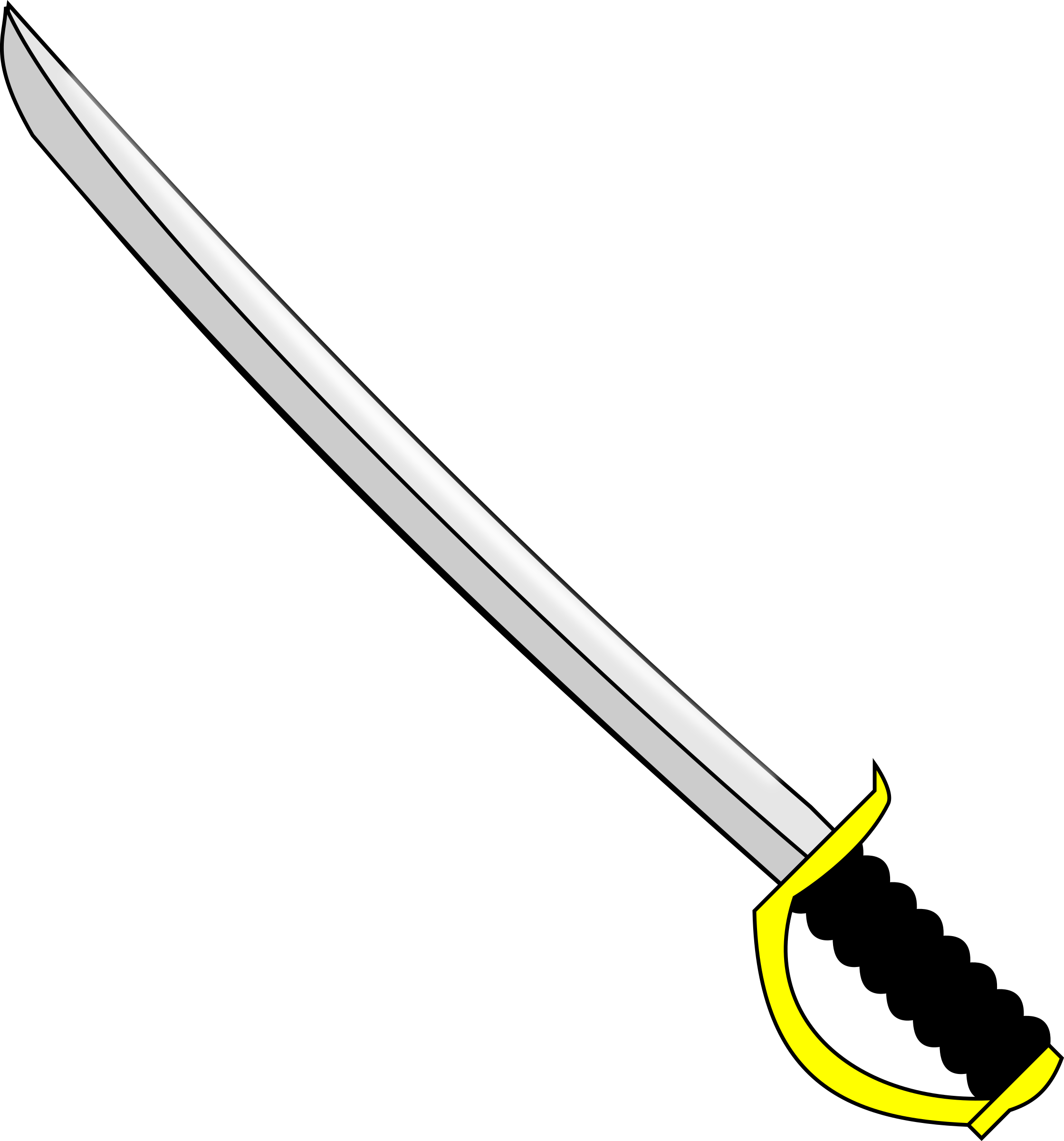 clip freeuse library Saber clipart. Big image png.