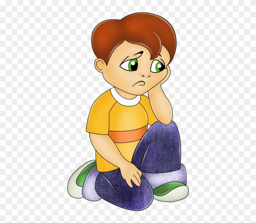 png free download Sad kids clipart. Shhh kid png transparent