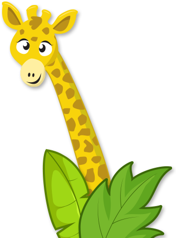 png free download safari animal clipart #68434275