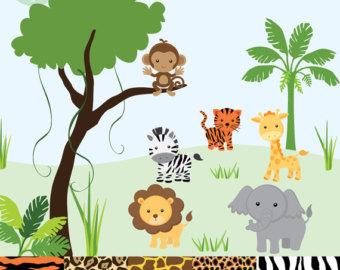 image royalty free download Safari clipart. Free cliparts download clip.