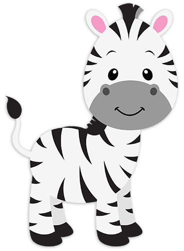 clipart stock Png on a macaco. Safari clipart black and white