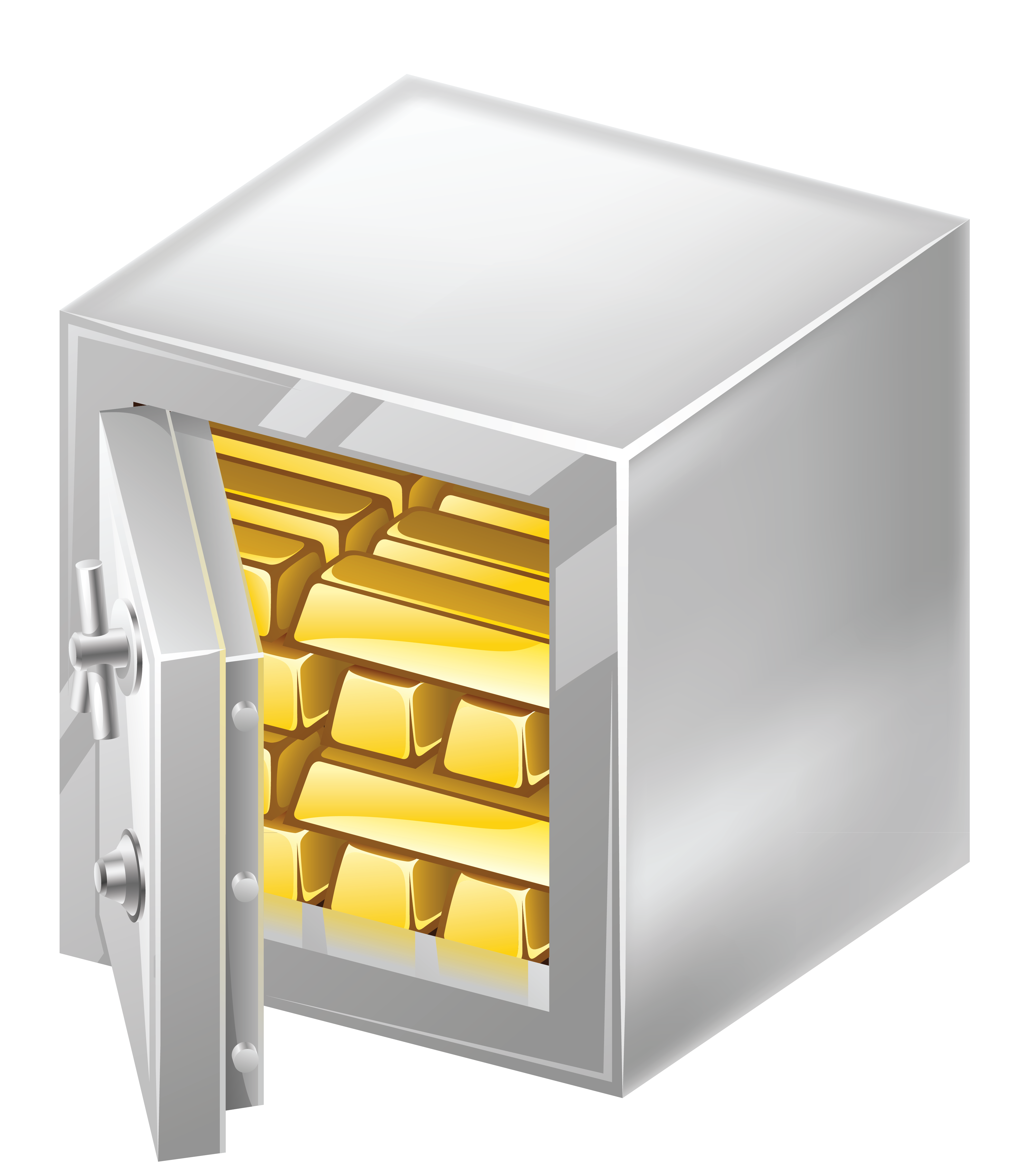 clip freeuse download Safe clipart. With gold png picture.