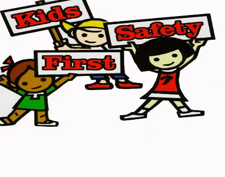 banner freeuse stock Safety clipart for kids. Free children pictures download
