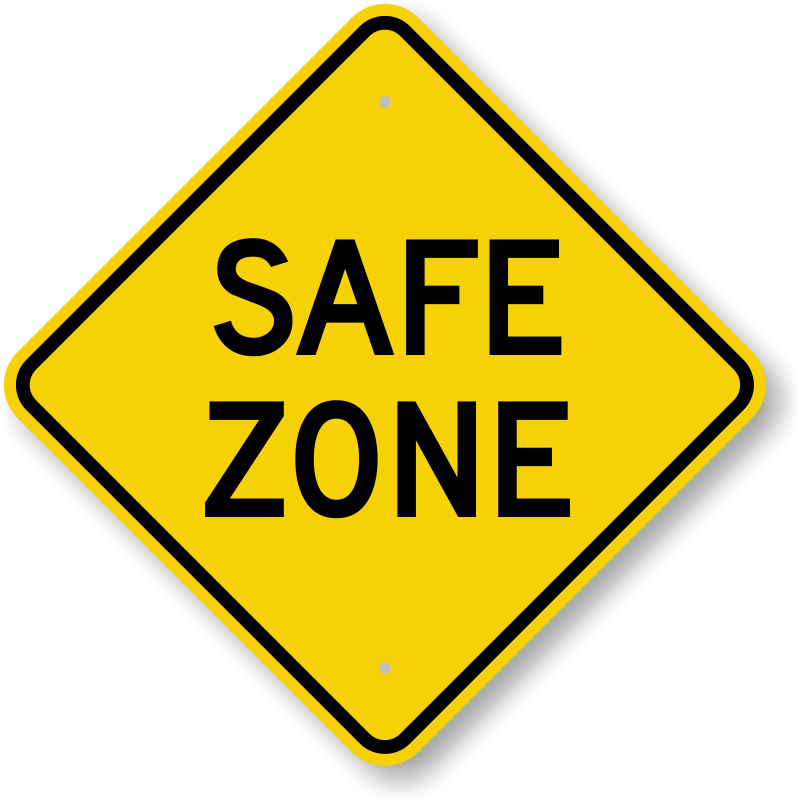 clip royalty free library Safe Clipart safety sign