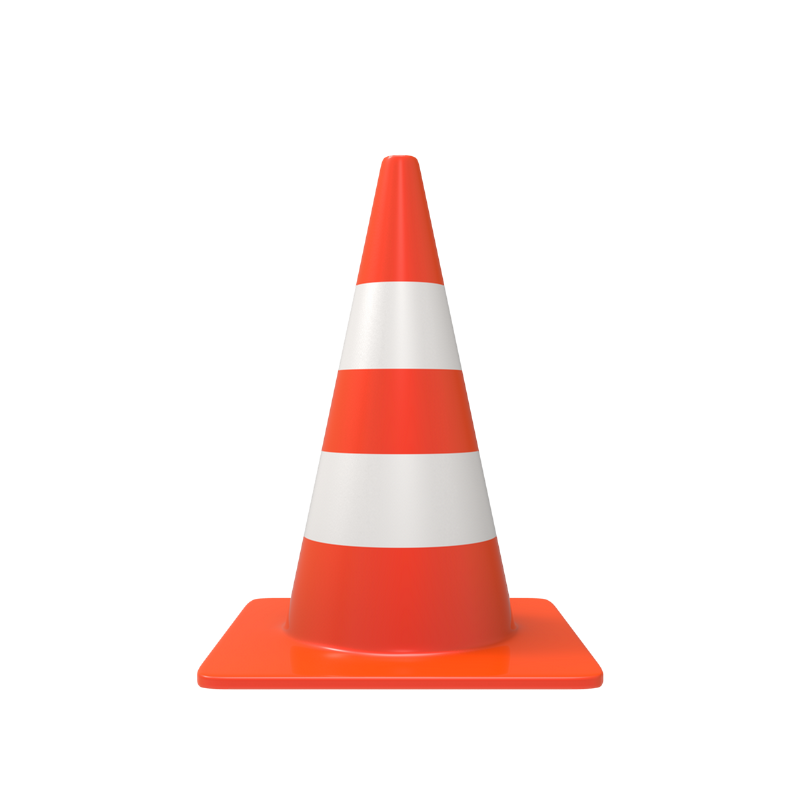 svg black and white stock Orange s png image. Safety cone clipart