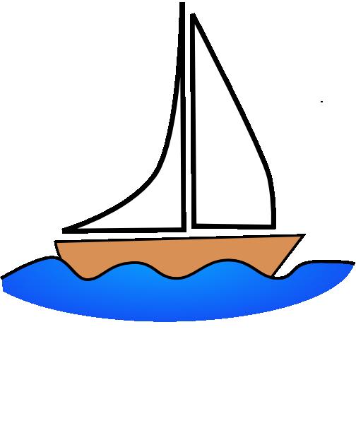 vector freeuse Sail clipart pink boat. Boats drawing cartoon