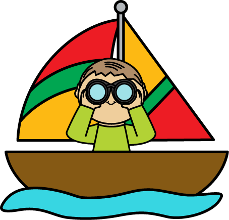 image royalty free Yacht clipart kid. Sailboat clip art images