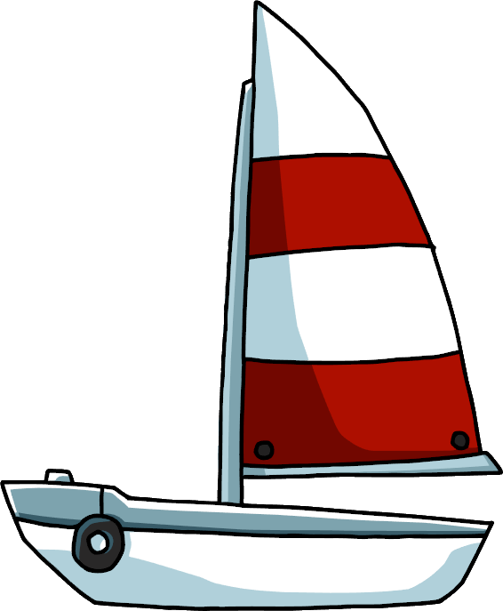 royalty free download Sailboat clip art sail. Yacht clipart transparent background.