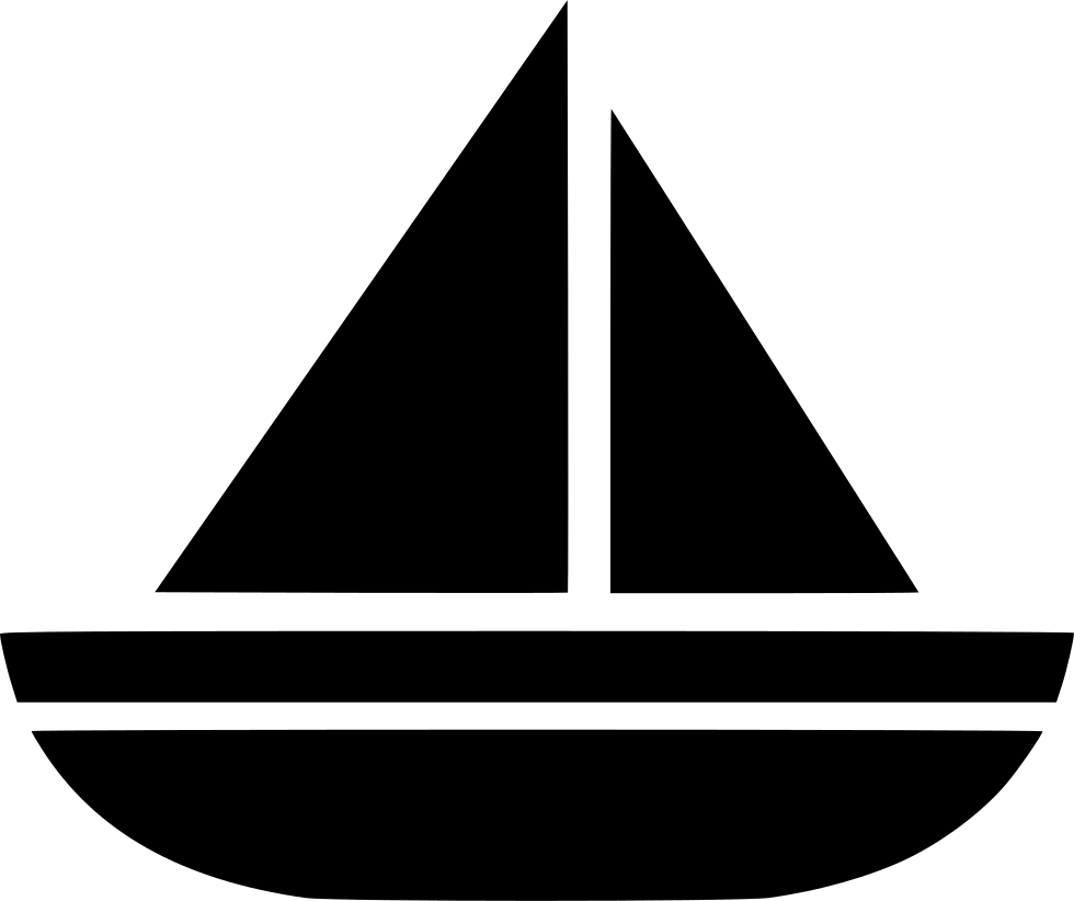 clip Png icon free download. Sailboat svg