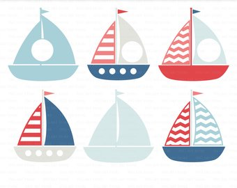picture freeuse library Sailboat svg. Etsy