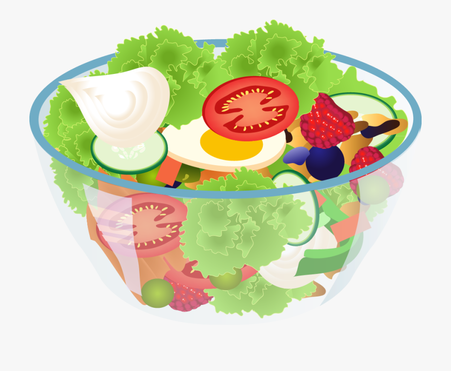 png freeuse stock Salad clipart. Vegetable clip art png
