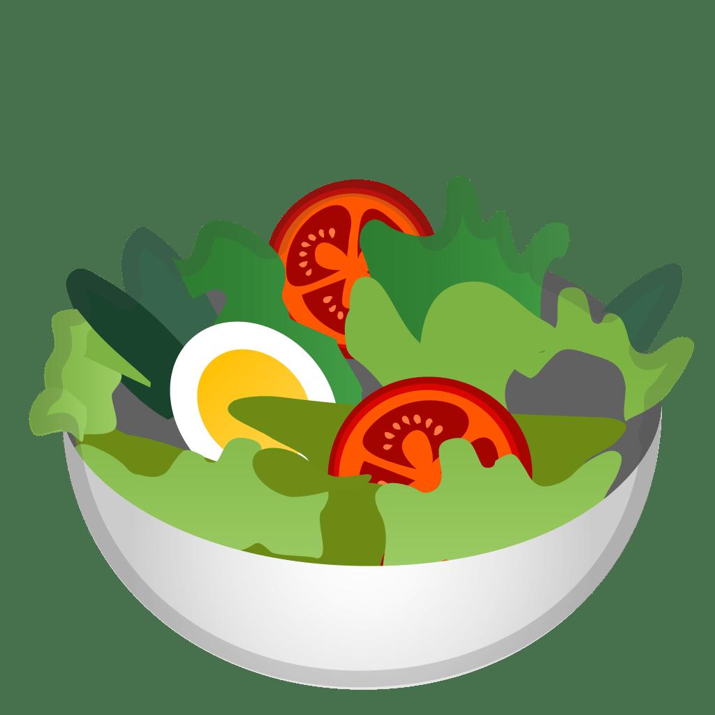 jpg library download Salad clipart. Png portal