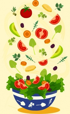 picture transparent Salad vector. Free download for