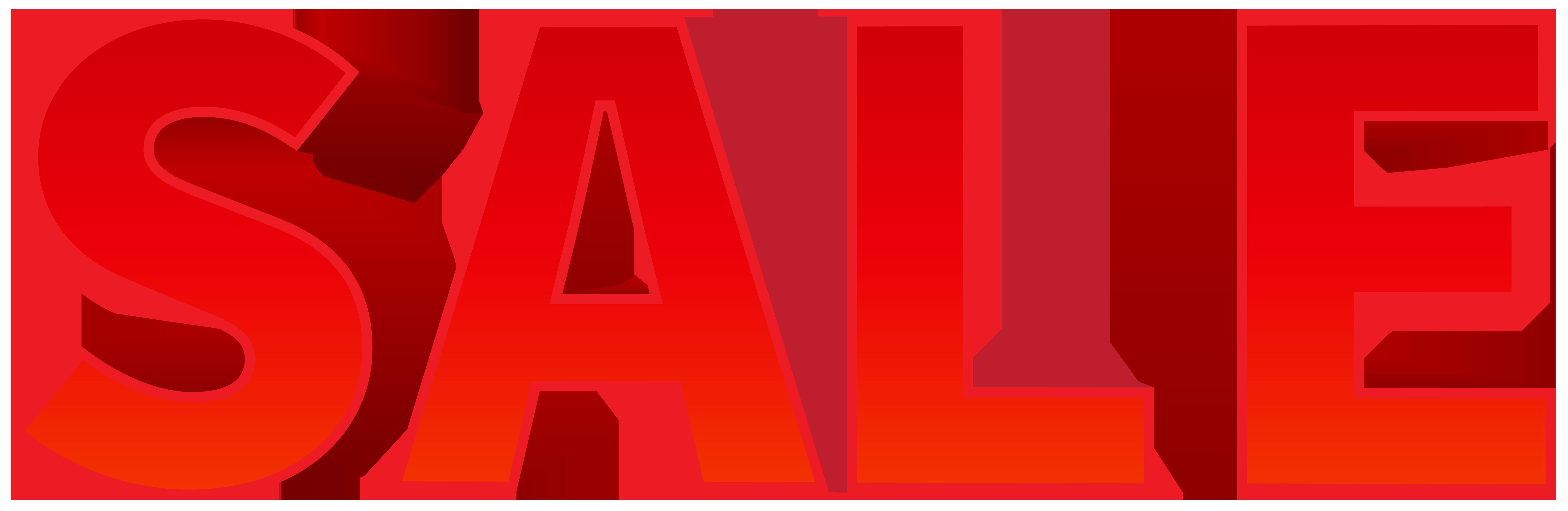 banner royalty free Sale Transparent PNG Clip Art Image