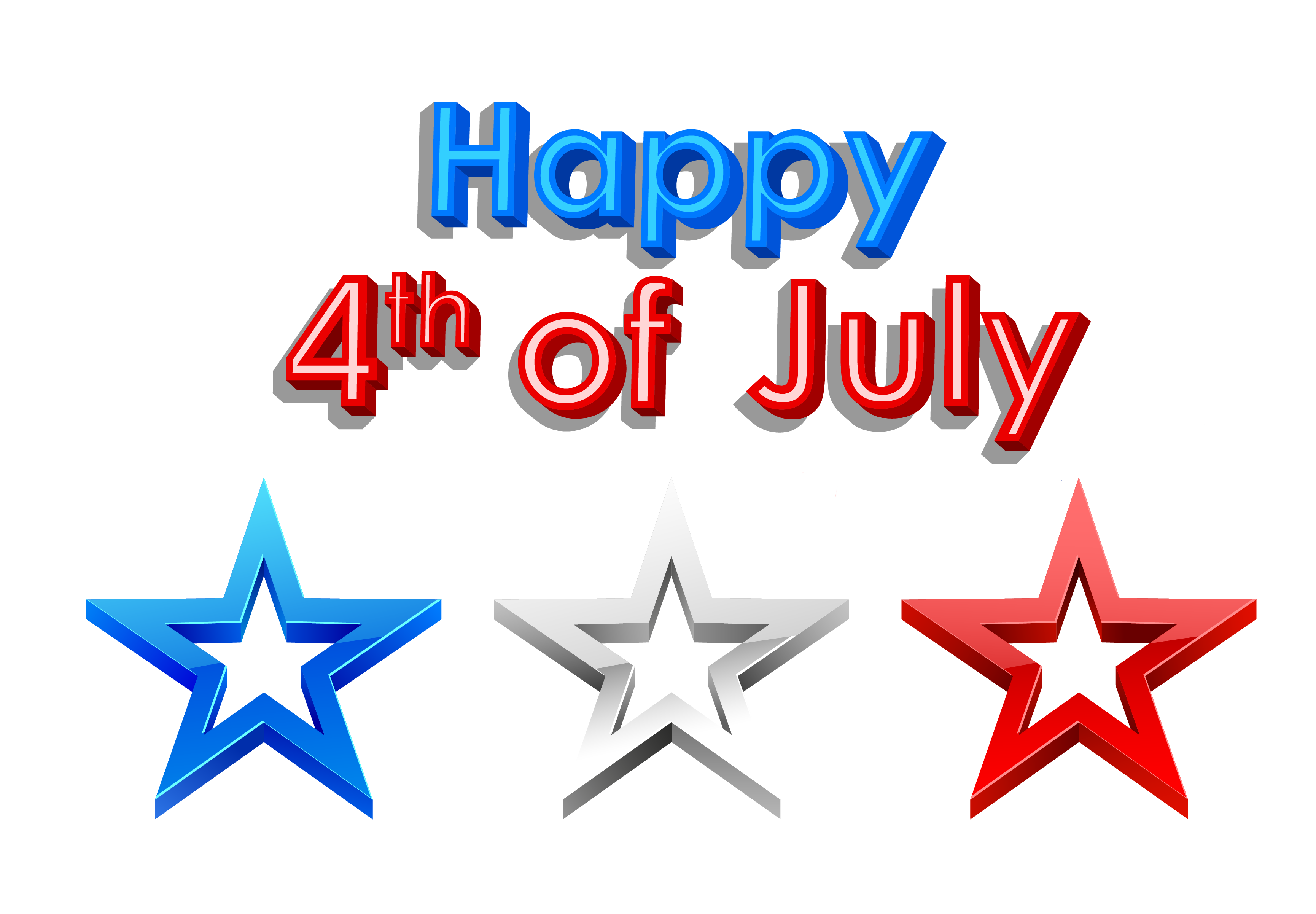 transparent free july 4 clipart #55040894