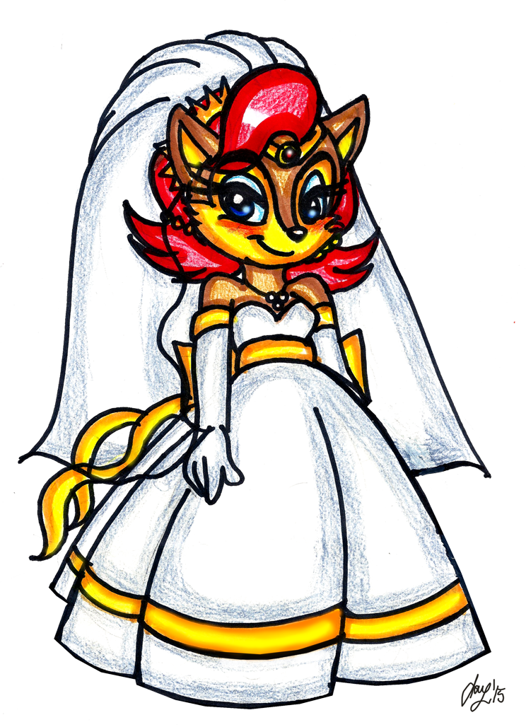 clip transparent download Sally the bride by jayfoxfire on DeviantArt