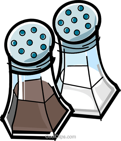 picture transparent Salt And Pepper Clipart at GetDrawings