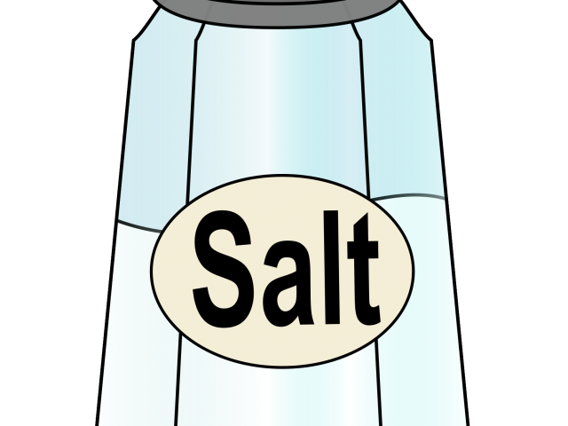 graphic freeuse stock Salt clipart. Free on dumielauxepices net