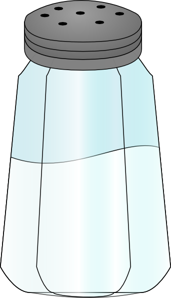 graphic library Salt Shaker Clip Art at Clker