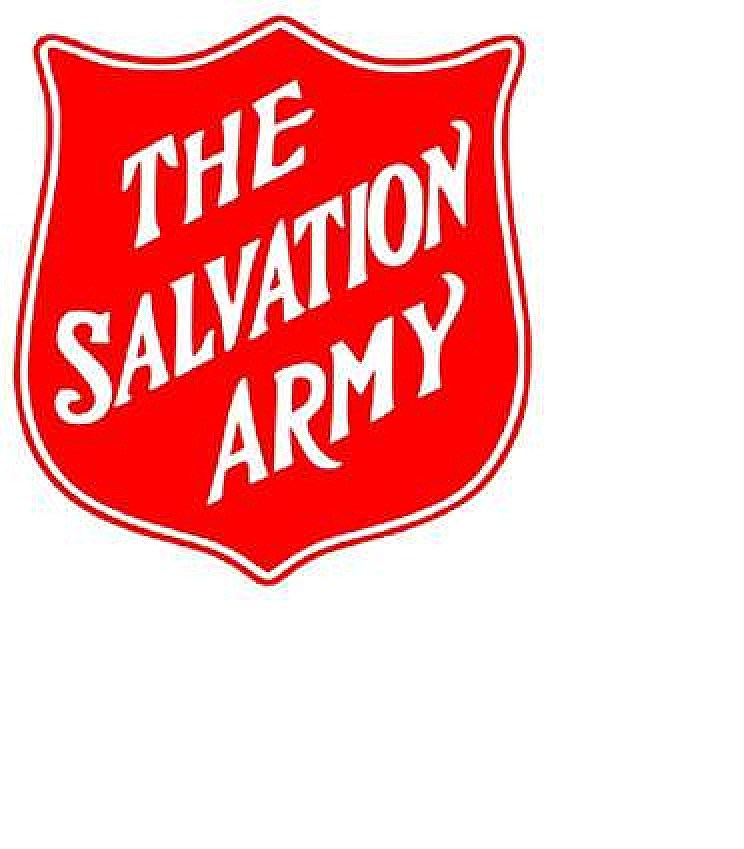 graphic free library Salvation army clipart. Station