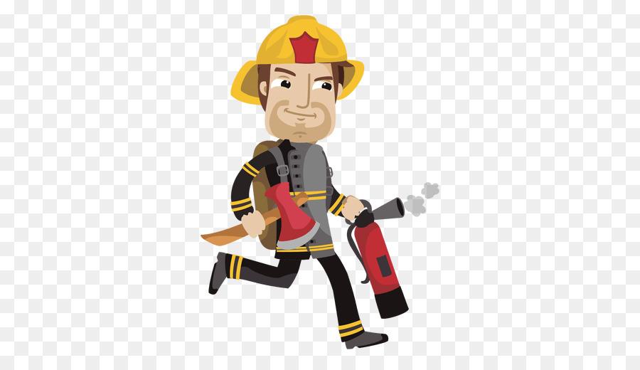 clip art freeuse download Sam clipart. Fireman cartoon illustration fire.