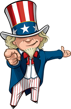 banner free You clipart uncle sam. Simple free on dumielauxepices.