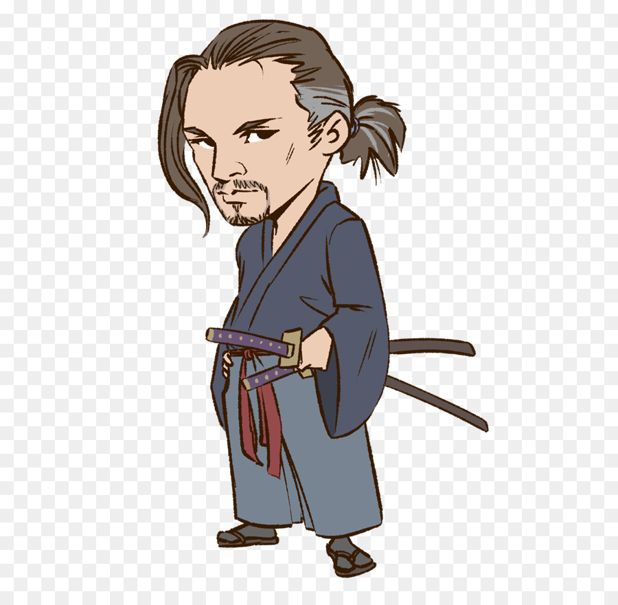 clip royalty free download Samurai clipart. Child cartoon japan man.