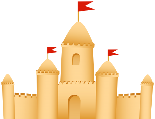 svg library library Sandcastle clipart. Sand castle png clip.
