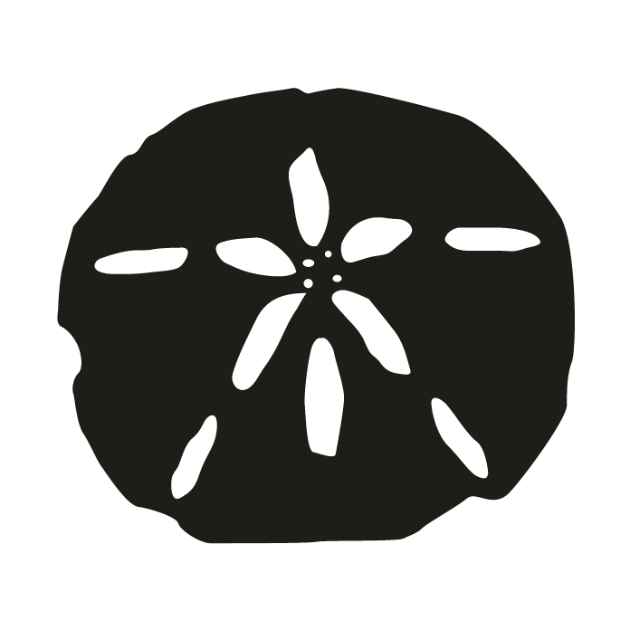 vector freeuse download Sand Dollar Silhouette at GetDrawings