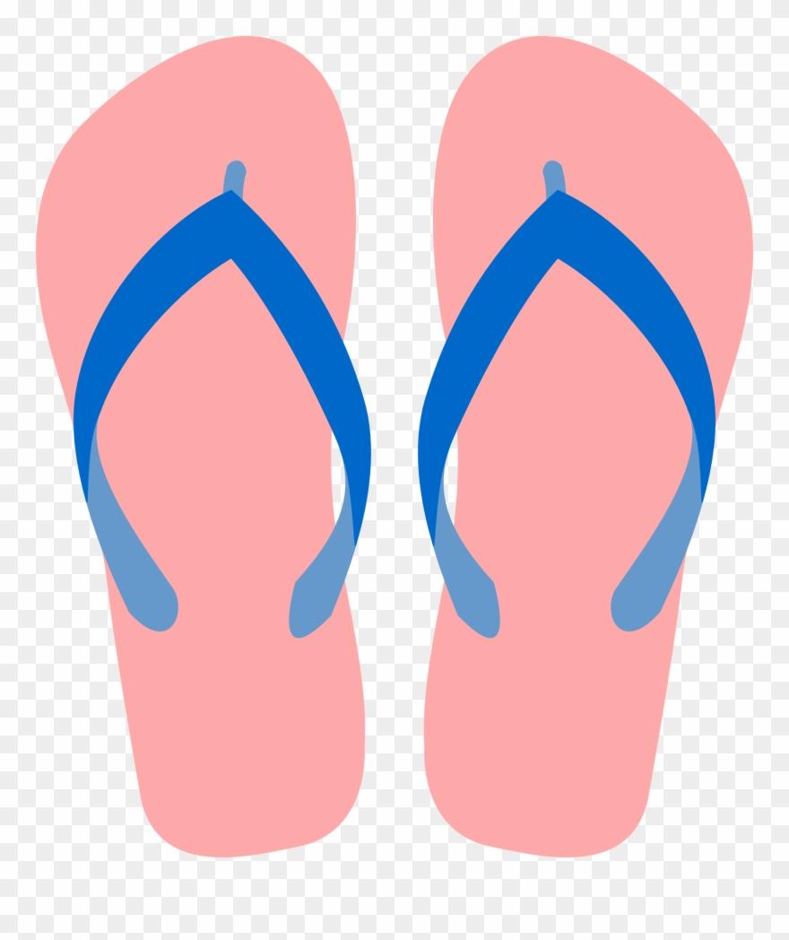 clipart transparent Clip art slipper png. Sandals clipart.