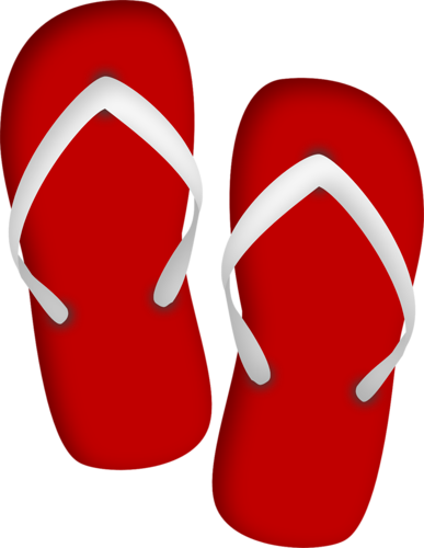 transparent stock Sandals Clipart at GetDrawings