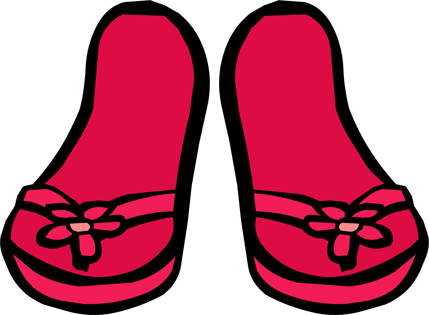 png freeuse download Magenta Sandals