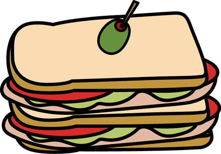 clipart freeuse stock Clip art images for. Sandwich clipart.