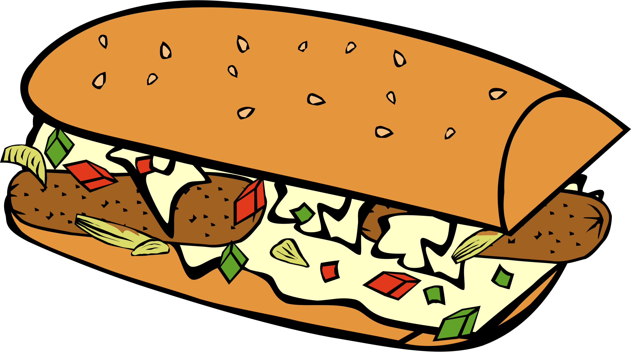 image freeuse stock Big free on dumielauxepices. Sandwich clipart.