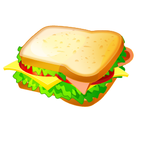 png library download Ham clipart sandwhich. Sandwich clip art free